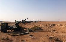 Al menos 50 personas murieron durante bombardeos en Siria