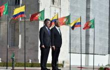"""Llegó la hora de cambiar de estrategia"": Santos sobre lucha antidroga"
