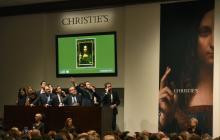 Un cuadro de Leonardo da Vinci bate récord y se subasta en USD 450,3 millones