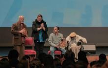 Compositor Magín Díaz recibe Premio Vida y Obra del Ministerio de Cultura