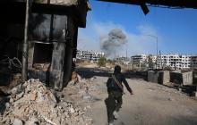 Mueren 19 personas en bombardeos en Siria