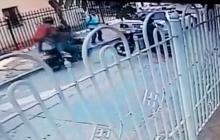 Sujetos armados en tres motos atracan a docente en Soledad