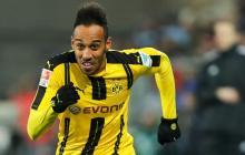 Borussia Dortmund sanciona a Aubameyang por salida nocturna