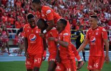 América y Jaguares, a los 'playoffs'; Cortuluá perdió la categoría
