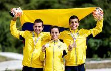 Colombia supera los 100 oros en los Juegos Bolivarianos