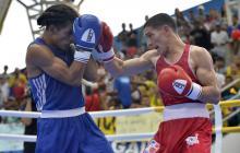 Céiber Ávila pensó en dejar el boxeo