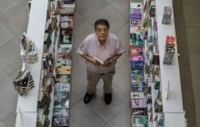 """""""La literatura es la identidad de un país"""": Sergio Ramírez"""