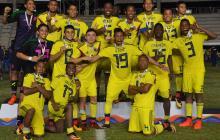 Colombia, campeón de fútbol en los bolivarianos