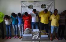 Desarticulan a los 'Fugaces': usaban menores para comercializar droga