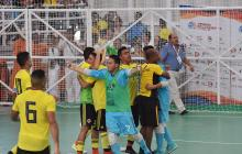 Colombia, con marca histórica, repite título de Juegos Bolivarianos