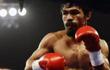 "Pacquiao desafia a McGregor a ""un verdadero combate de boxeo"""