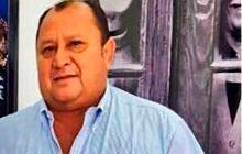 Nicolás Pezzano, alcalde de Sabanas de San Ángel.