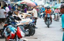 Decretan Día sin Moto en Valledupar