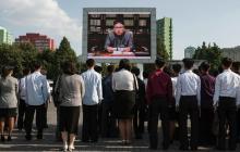 EEUU y Japón piden reunión urgente de la ONU por disparo norcoreano