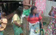 Ejército confirma desplazamiento interno de indígenas en el Paramillo