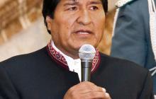Morales busca reelección entre quejas de quiebre democrático