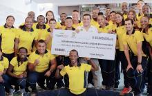 Medallistas por Bolívar en Bolivarianos recibieron $82 millones en incentivos
