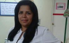 La víctima del presunto feminicidio, Yolima Abdala.