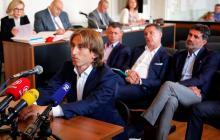 Denuncian a Luka Modric por fraude fiscal en España