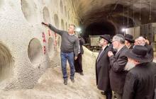 Conozca el cementerio subterráneo que se construyó en Jerusalén