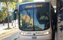 Así operará Transmetro para el partido Junior-América
