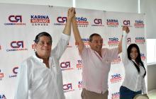 Cambio Radical espera obtener 300.000 votos en el Atlántico en 2018: Fuad Char