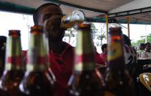 En las tiendas no se puede consumir cerveza: Distrito