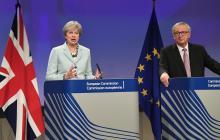 Brexit: La UE y Reino Unido pactan los términos de su divorcio