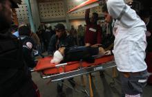 Un palestino muerto y 14 heridos tras el anuncio de Trump sobre Jerusalén