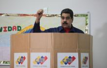 """""""¿Si no quieren elecciones, para dónde van? Maduro a opositores que no acudieron a urnas"""