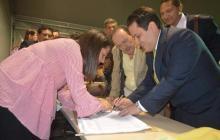 Hijo de Kiko Gómez quiere ser senador de la República