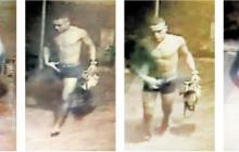 Ladrón 'encuero' volvió a hacer de las suyas en Campeche