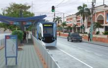 Mintransporte da luz verde a Metro Ligero en la calle 30