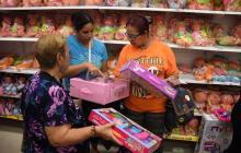 Barranquilleros gastan unos $300 mil en compras navideñas