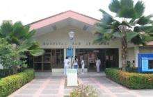Hospital San Jerónimo.
