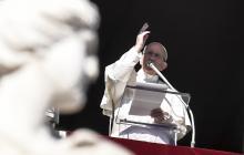 El papa reza por la paz y la liberación de los rehenes en el mundo