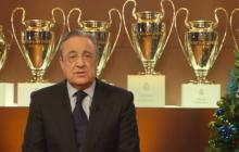 """Pese a derrota, presidente del Real Madrid está """"orgulloso"""" de los éxitos del club"""