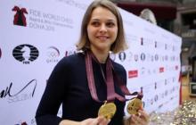 Campeona de ajedrez se niega a defender sus títulos por tener que jugar en Arabia Saudí