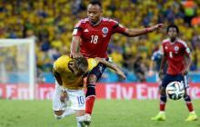 """""""La lesión fue mi peor momento"""", dice Neymar sobre choque con Zúñiga"""