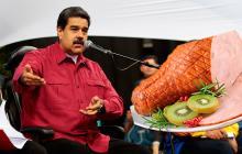 Venezuela no ha pagado los perniles de 2016: Responde empresa de Portugal a Maduro