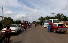 En Paraguachón no están los perniles como dijo el ministro venezolano