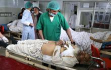 Atentan contra asistentes de un funeral: al menos 12 muertos y 14 heridos