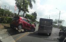 Cero muertes por accidentes de tránsito en fin de año en Barranquilla