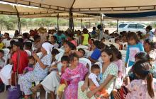 Lanzan en Riohacha programa de seguridad alimentaria y salud pública