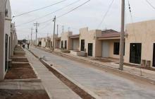 El sector de la vivienda es uno de los que más recursos recibió.