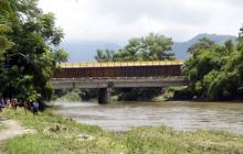 Puente Guachaca, en Magdalena, entró en operación el 31 de diciembre