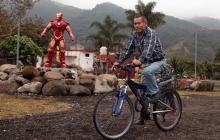 Este es el humilde pueblo mexicano custodiado por superhéroes