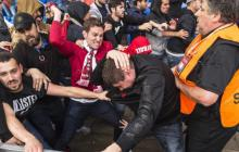 Detienen a 24 hinchas antes del encuentro de Sevilla y Betis