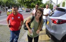 Daniela Montoya, a una firma de ser jugadora de las Tiburonas