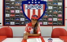 Daniela Montoya, nueva jugadora de las Tiburonas